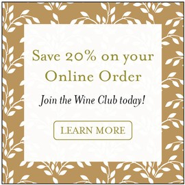 Save 20% on your online order when you join the wine club today