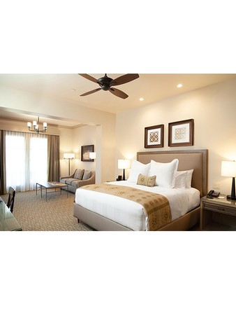 Weekday Gift Certificate - King Junior Suite Room $320